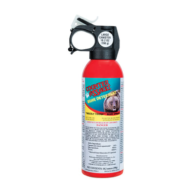 Counter Assault -Bear Spray - 40 foot Longest Distance