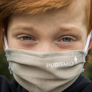 Purismio Reusable Mask 3 pack - Youth/Small