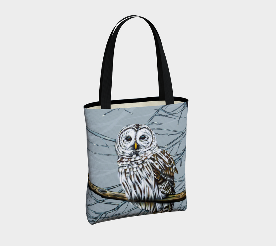 Hoping to See the Past - Tote Bag