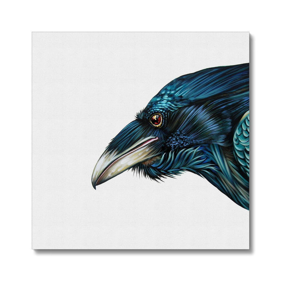 Raven Spirit - Canvas