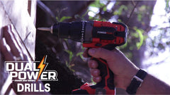 Dual Power Drill Demo