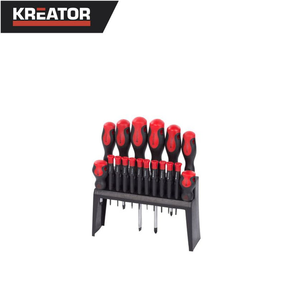 Kreator 18pcs Screwdriver Set