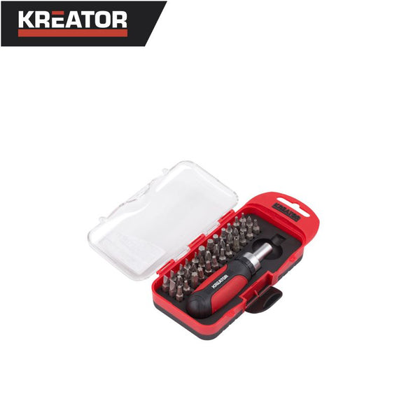 Kreator 38pcs Screwdriver Set