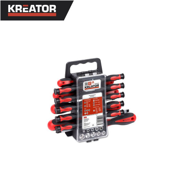 Kreator 44pcs Screwdriver Set