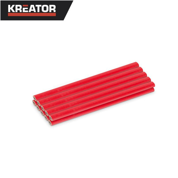 Kreator 10pcs Carpentry Pencils