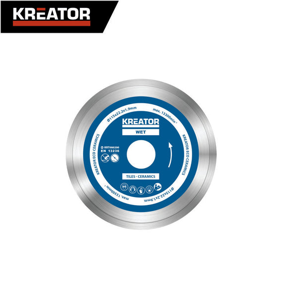 Kreator Ceramics Diamond Disc Ø115mm