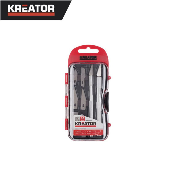Kreator 10pcs Hobby Knife Set