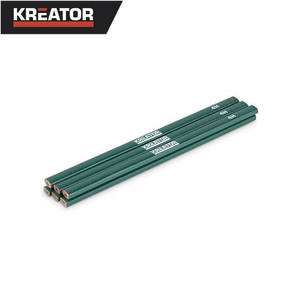Kreator 6pcs Stone Mason Pencils