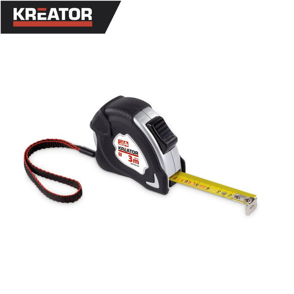 Kreator 3m Measuring Tape (Nylon Coated)