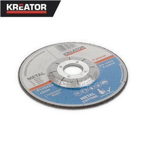 Kreator Metal Cutting Disc Ø125mm