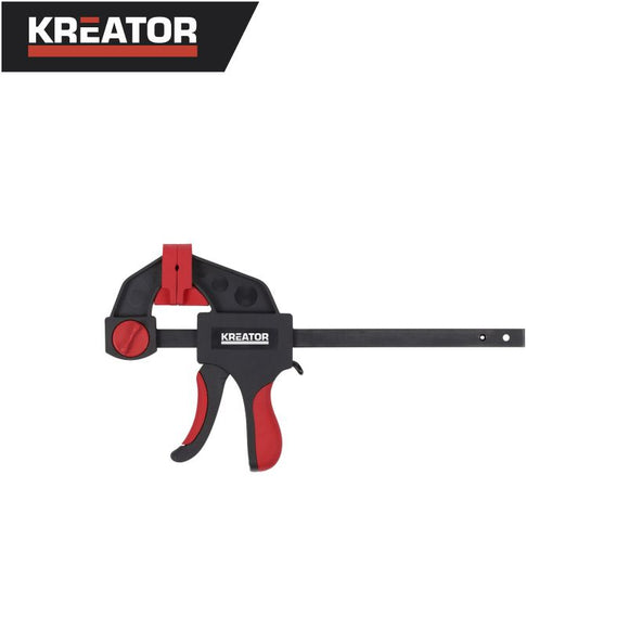 Kreator 300mm Trigger Clamp (One Hand)