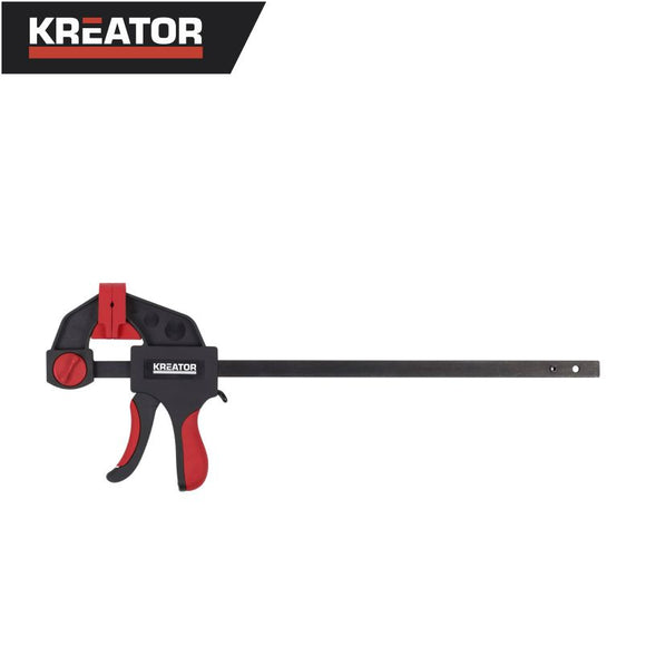 Kreator 450mm Trigger Clamp (One Hand)