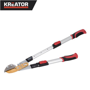 Kreator Titanium Coated Anvil Lopping Shears (Extendable)
