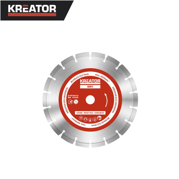 Kreator Universal Diamond Disc Ø230mm