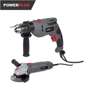 Power E Drill and Grinder Combo