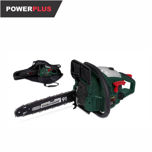 Power Plus Chainsaw with bag