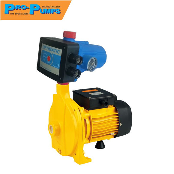 Pro-Pump 1.5 KW Centrifugal Pump + Controller Booster Pump Set