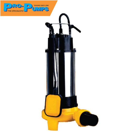 Pro-Pumps Drainage Pump and Cutter