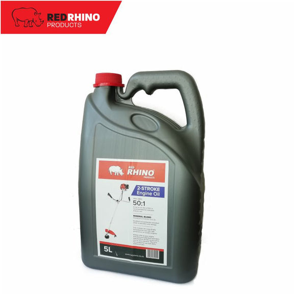 Red Rhino 2 Stroke Oil 5L