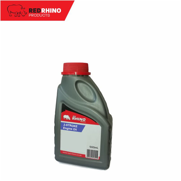 Red Rhino 2 Stroke Oil 500ml