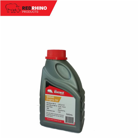 Red Rhino 4 Stroke Oil 500ml