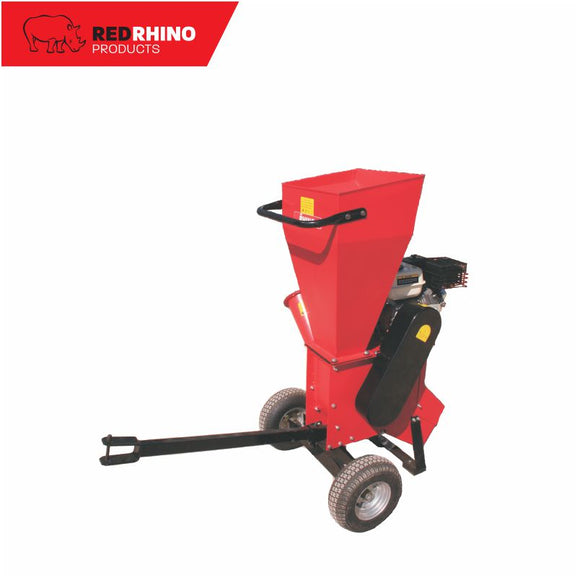 Red Rhino 6.5hp Petrol Shredder