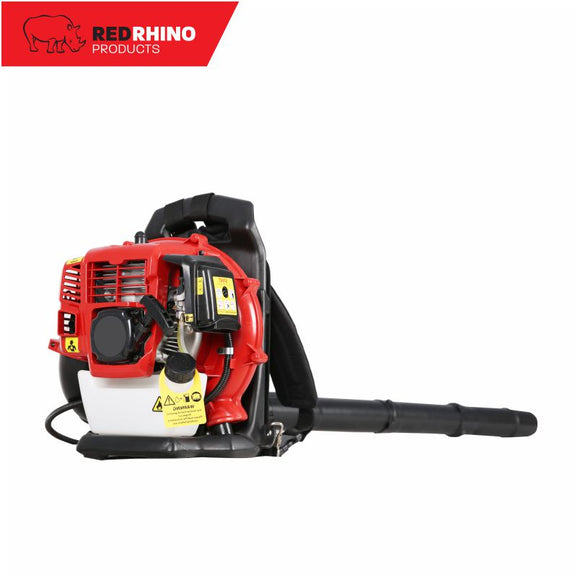 Red Rhino Petrol Backpack Blower