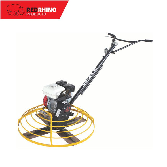 Red Rhino Power Trowel (DEMO)