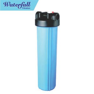 "Water Filtration 20"" Big Blue Standard Housing"