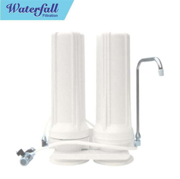 Water Filtration Double Filter (Counter Top)