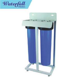 Water Filtration Double Big Blue 20""