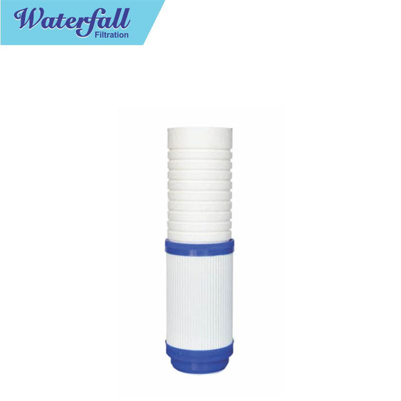 Water Filtration Half Spun/ Half GAC Cartridge 10