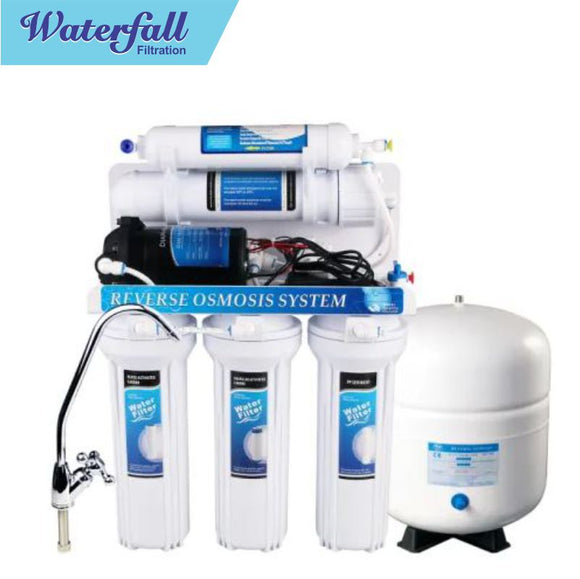 Water Filtration 5 Stage RO System (with Pump)