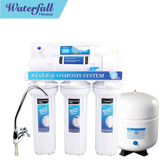 Water Filtration 5 Stage RO System (without Pump)