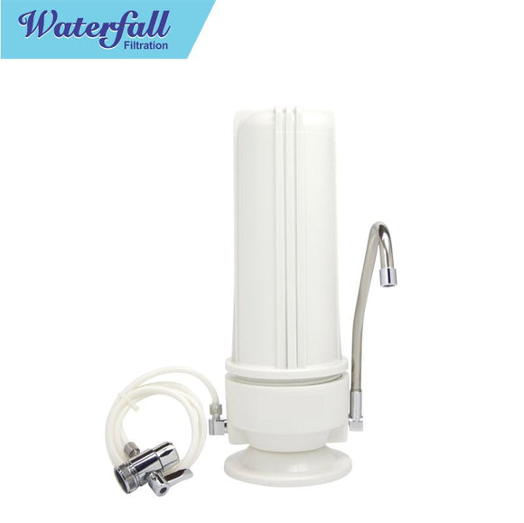 Water Filtration Single Filter (Counter Top)