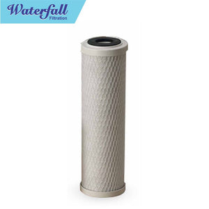 "Water Filtration Carbon Block Cartridge 20"" Standard"