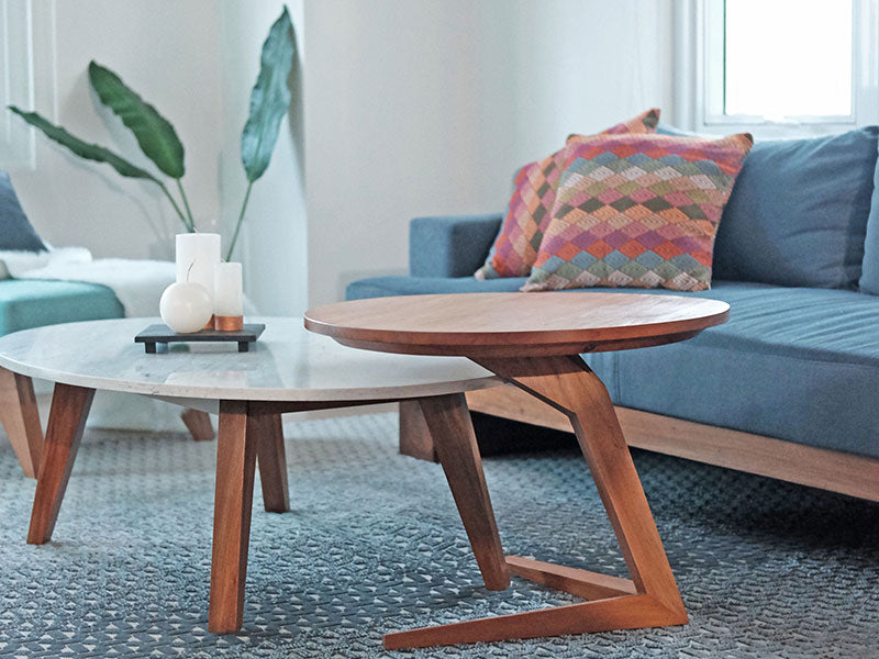 POLEYA NESTING COFFEE TABLE