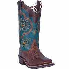 Forget Me Not Laredo Boot 5712