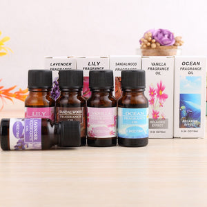 Natural Essential Oils For Aromatherapy Air Humidifier