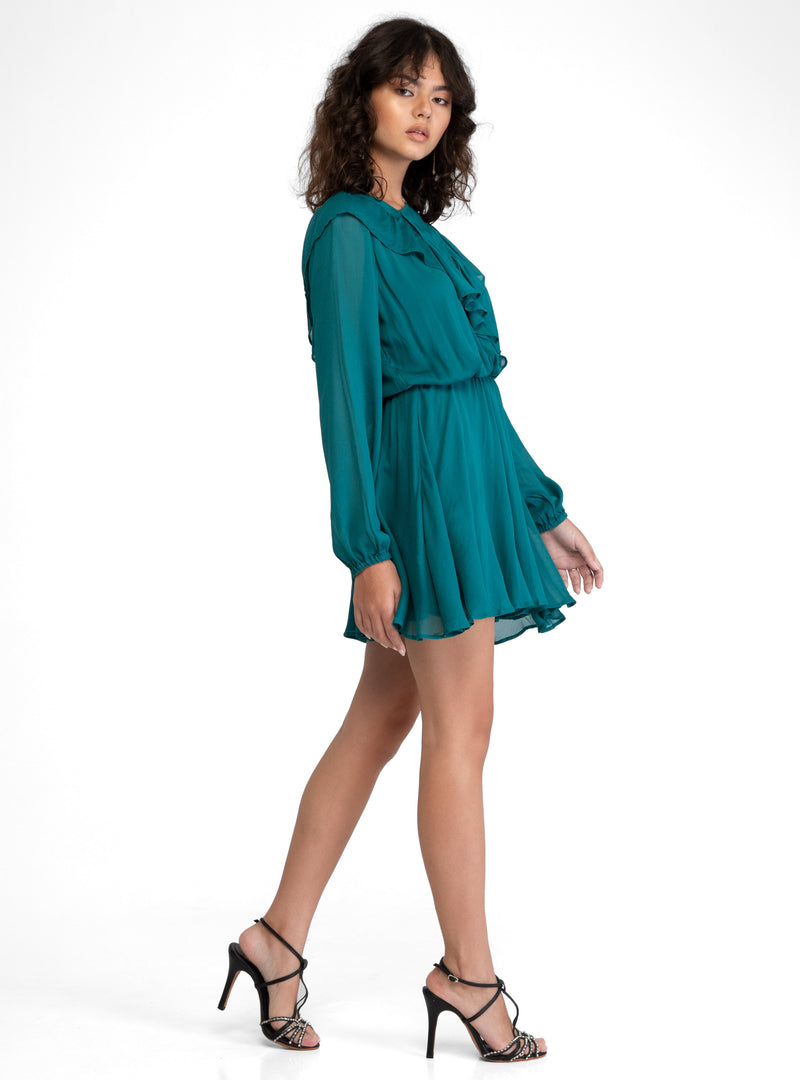 French Mini Dress - Lily Jean