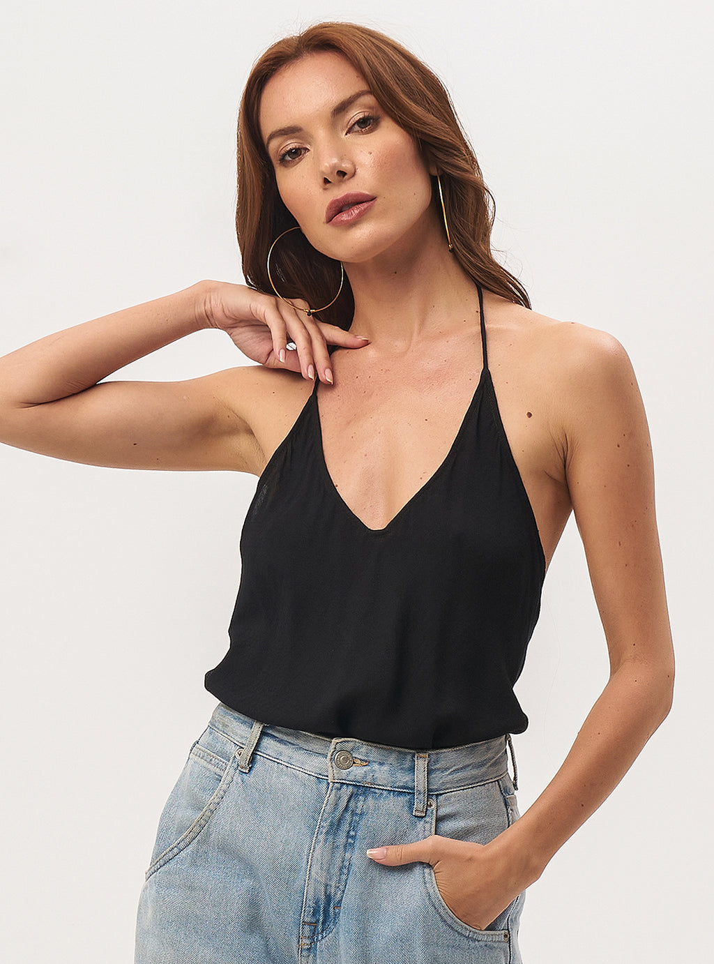 Biba Top With T-Back - Lily Jean