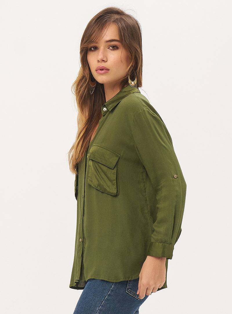 Safari Shirt - Lily Jean