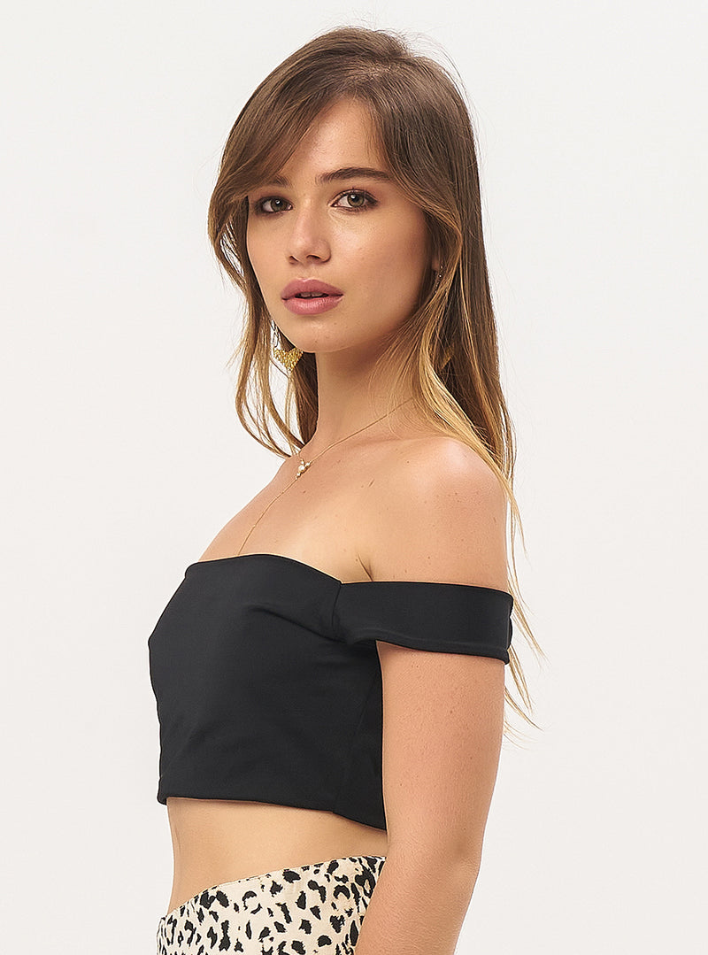 Sal Crop Top - Lily Jean