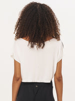 Crop Tiger Top - Lily Jean