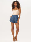 Social Denim Shorts - Lily Jean