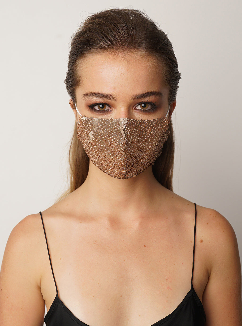 Mask Sisik Beaded - Lily Jean