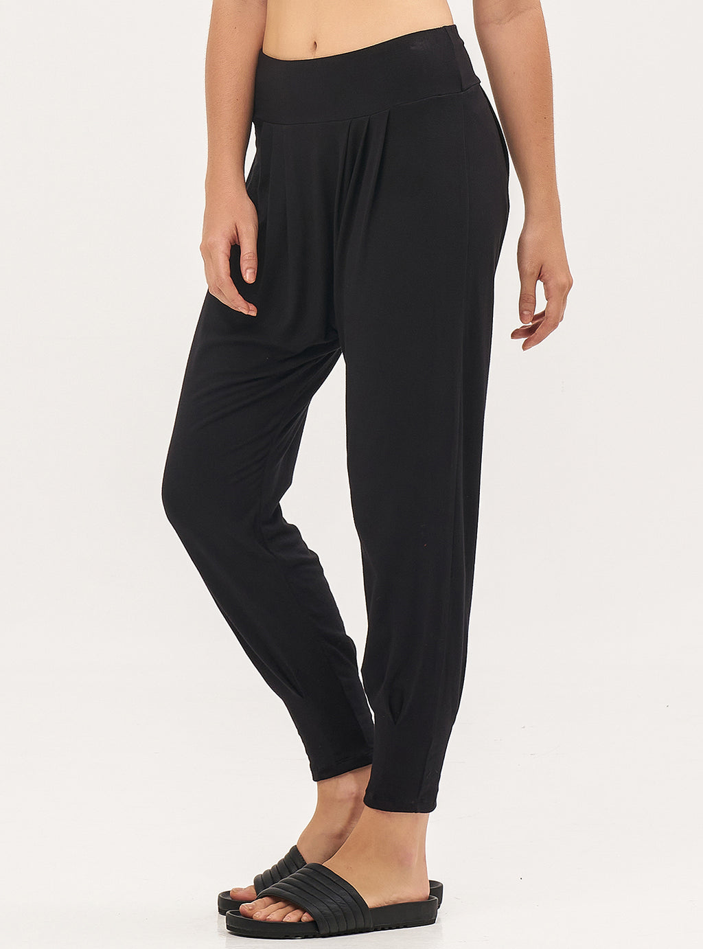 Saruwell Baggy Pants - Lily Jean