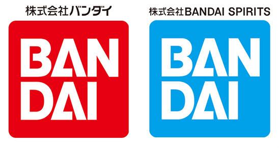 Bandai's Brand Changes