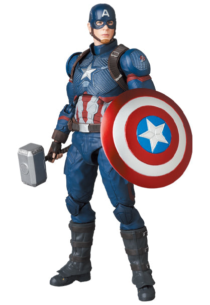 *PRE ORDER* Avengers: Endgame MAFEX No.130 Captain America (ETA MARCH)