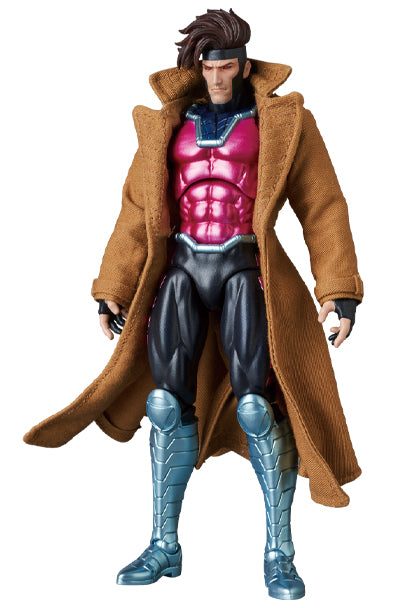 *PRE ORDER* Marvel MAFEX No.131 Gambit (COMIC Ver.) (ETA MARCH 2021)